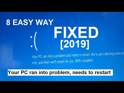 your-pc-ran-into-problem-and-needs-to-restart-windows-10,-complete-solution-to-every-kind-of-issue