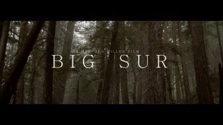 Big Sur (Panasonic GH2 - Bolex anamorphot 8/19/1.5x)