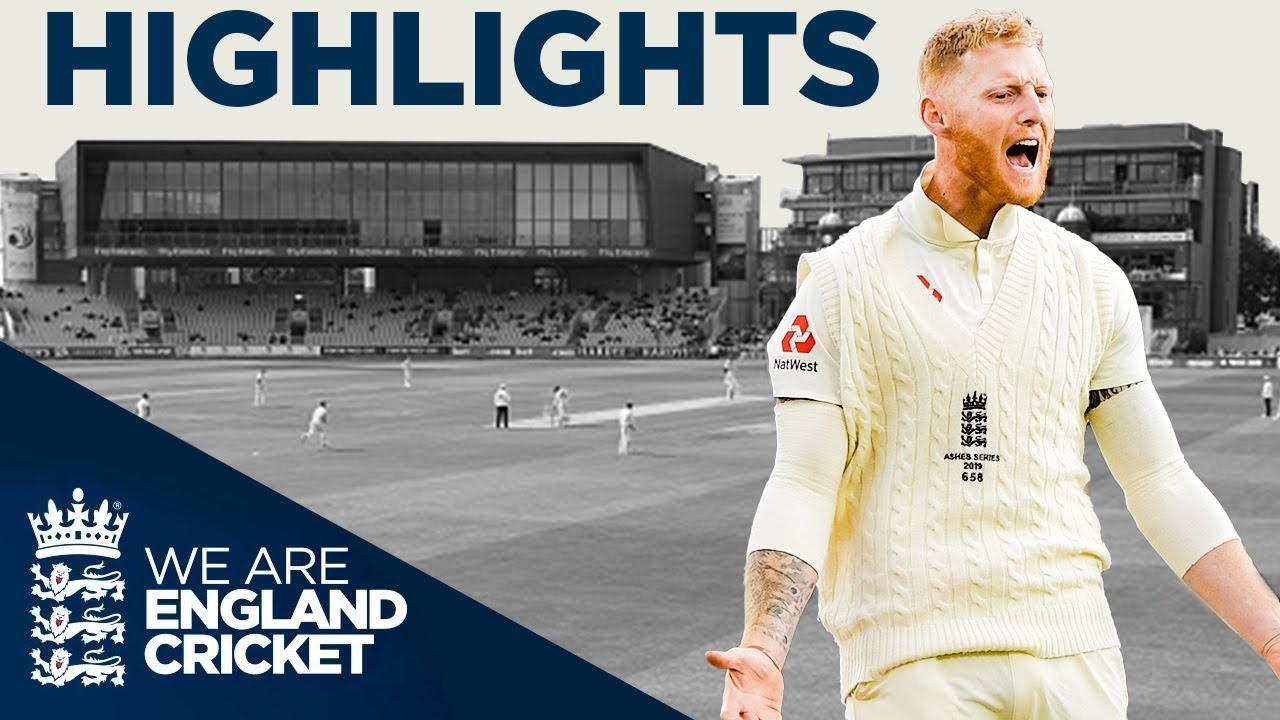 Rain & Steve Smith Hinder England | The Ashes Day 1 Highlights | Fourth  Specsavers Ashes Test 2019