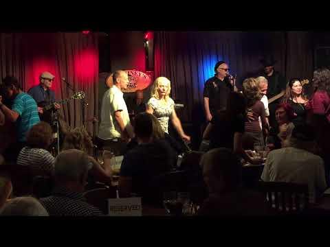 Curtis Salgado & Alan Hager~ I Can't Be Satisfied~with Rena Beavers, Doug Mug Swanson