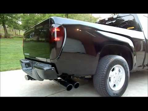 Gmc Canyon Vs Colorado - Chevy Colorado Flowmaster Exhaust system
