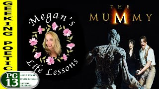 GEEKING POETIC PODCAST - Megan's Life Lessons: The Mummy