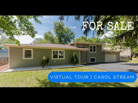 Homes for Sale in Carol Stream Illinois