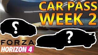 FORZA HORIZON 4 CAR PASS WEEK 2 OVERVIEW (October 8, 2018) #ForzaHorizon4