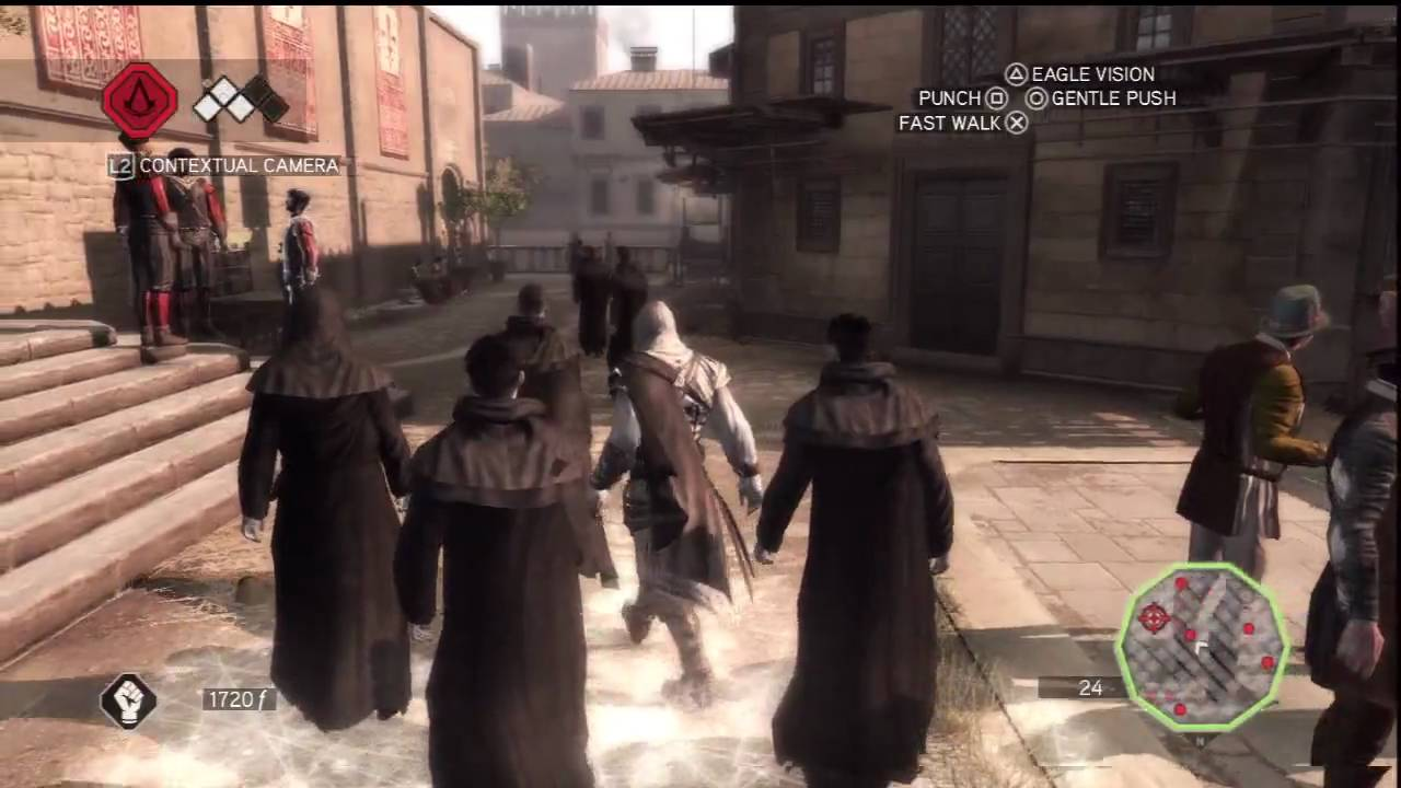 Assassins Creed 2 Gameplay Ps3 Hd Youtube