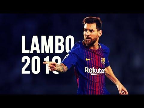 Lionel messi - lambo | skills & goals | 2017/2018 hd