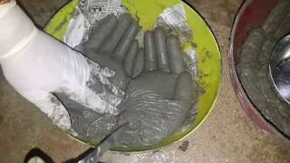 DIY Hand Shaped Planters || for Cactus and Succulants || 26 July, 2017