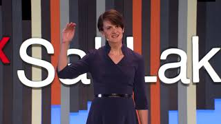 How the COVID pandemic can create security for the next crisis | Dr. Angela Dunn | TEDxSaltLakeCity