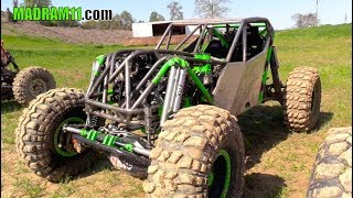 WHIPPLE POWERED HULK BUGGY IS WICKED