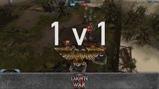Dawn of War 2: Retribution - 1v1 | Adila - Apothecary [vs] GrandPiano - Mekboy
