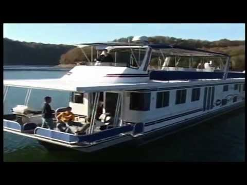 Houseboat on Dale Hollow Lake Wisdom Resort Executive - YouTube