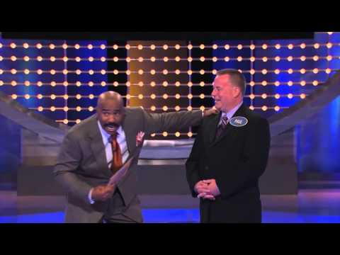 Steve Harvey has a Laugh Attack
