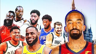 NBA Suspends Players From Getting Tested For Recreational Drugs In Return & Can't Leave Disney!