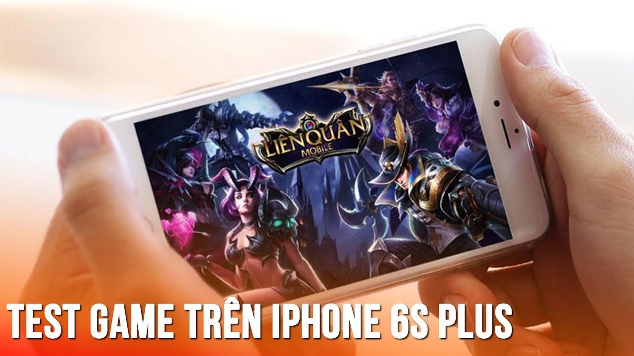 Pubg Hdr On Iphone 6s: Test Game PUBG Mobile, Rules Of Suvivar Và Liên Quân