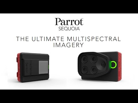 Parrot Sequoia Drone Sensor Drivers for Mac