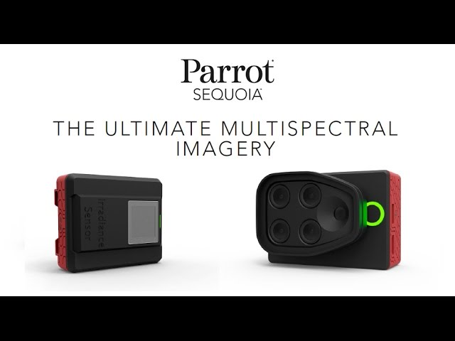 Parrot Sequoia - Agricultural Drone Sensor - Capture the invisible