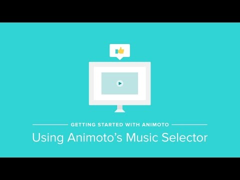 How To Add Music To Your Marketing Video In Animoto