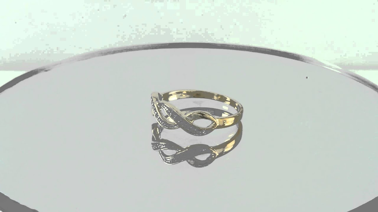 dillards jewelry s c ring zi infinity promise women a accessories rings