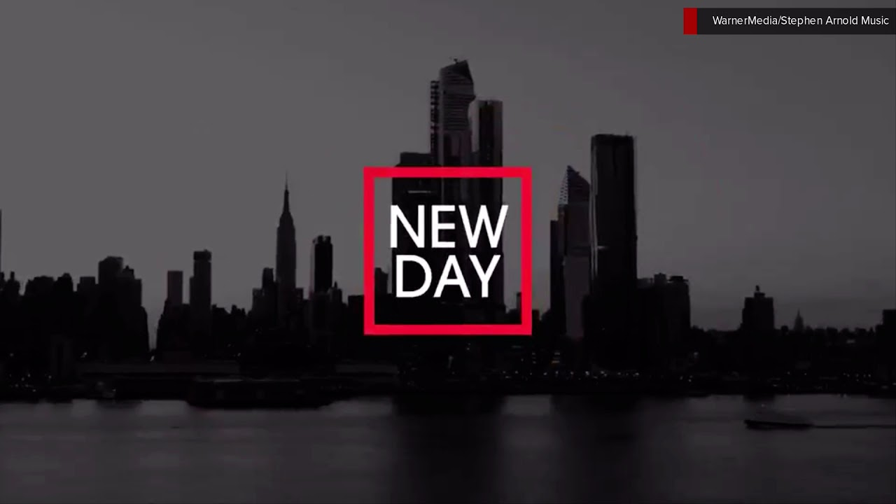 CNN 'New Day' theme music by Stephen Arnold Music