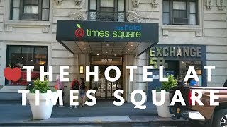 The Hotel at Times Square-Mi hotel de Nueva York