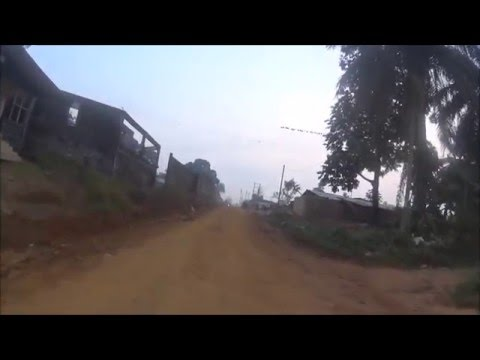 riding in liberia YT