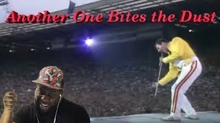 """Queen - """"Another One Bites the Dust"""" (Live @ Wembley 1986) Reaction"""