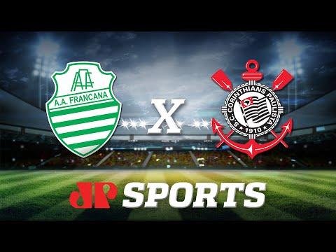 AO VIVO: Francana x Corinthians - 09/01/20 - Copa São Paulo - Futebol JP