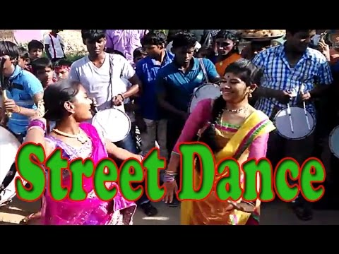 Amazing Indian Village Street Dance