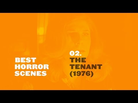 Best Horror Scenes: The Tenant (1976)