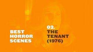 Best Horror Scenes: The Tenant (1976)