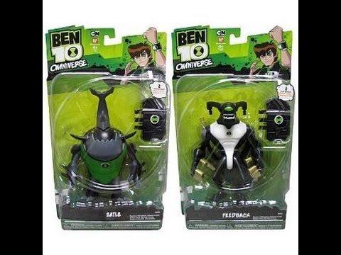 เบ็นเท็น ของเล่น Ben 10 Omniverse Toy Review