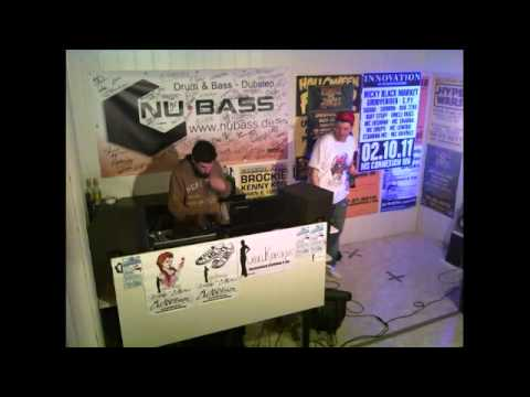 NUBASS  DJ Arsonist & MC Kryptomedic  DJ Julez & MC Maso Part 2