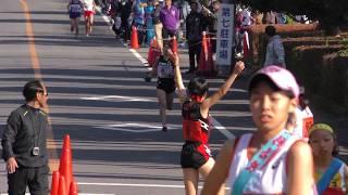 H30 栃木県高校駅伝 女子 1区→2区