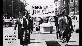 Jim Crow Racism Didn