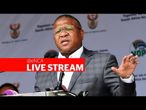Transport Minister Fikile Mbalula releases regulations for the sector