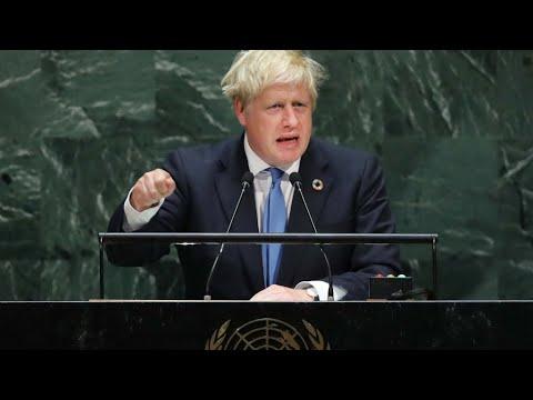 Johnson's New York trip cut short as MPs return to Parliament