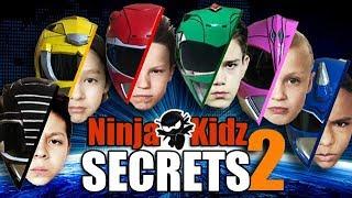 NINJA KIDZ TV Super Secrets 2