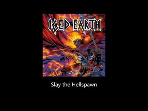 Iced Earth - The Hunter (Lyrics)