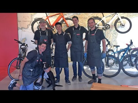 The New Wheel Electric Bike Shop - Marin, Larkspur, California