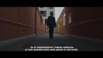 Evoltan Lupapiste ja Helsinki