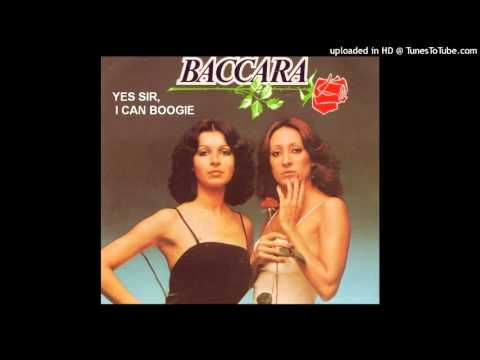 Yes Sir, I Can Boogie - Baccara (HQ)