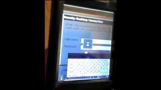 видео Терминал сбора данных Motorola Symbol MC 35, Symbol MC35