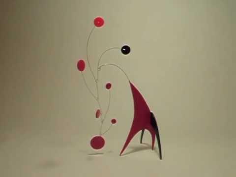 Modern Art Mobile Tresor Stabile by Julie Frith