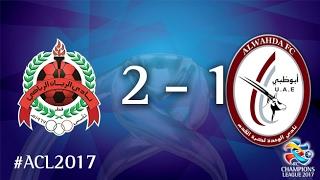 Al Rayyan Vs Al Wahda (AFC Champions League 2017 : Group Stage) 2017 Video