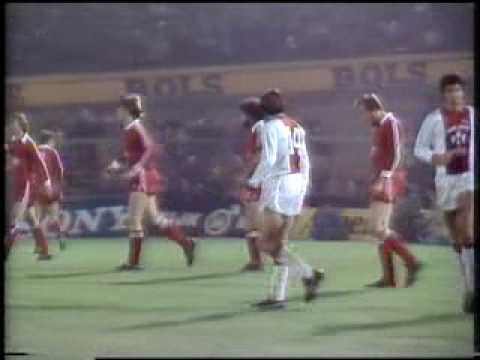 Ajax Amsterdam 0-8 Bayern Munich (1978) (1/4)