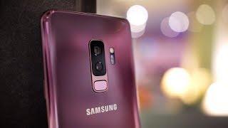 Meine ersten Eindrücke zum Galaxy S9 & S9+! - felixba
