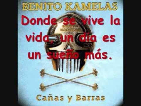 Valencia ciudad - Benito Kamelas (con letra)