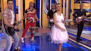 Allegro band  Neka ide zivot - (Gold Muzicki Magazin) - (Tv Pink )