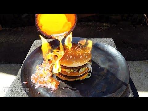 Big Mac survives molten copper and heats up Internet, Crave Ep. 233