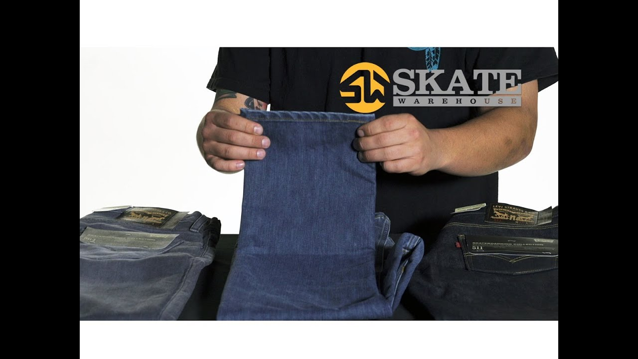 ec4cfd42a77 Levi's Skate Collection - YouTube